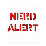 Nerd Alert Postcard