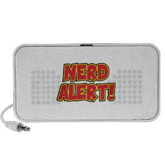 Nerd Alert! Travelling Speaker