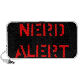 Nerd Alert Travelling Speaker