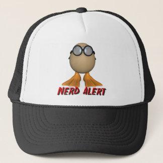 Nerd_Alert Trucker Hat