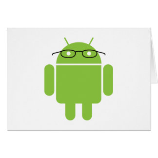 Nerd Android Card