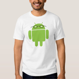 Nerd Android T-shirt