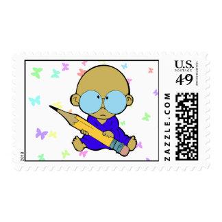 Nerd Baby Postage