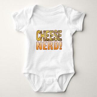 Nerd Blue Cheese Baby Bodysuit
