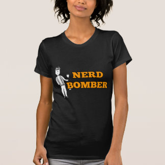 Nerd Bomber T-Shirt