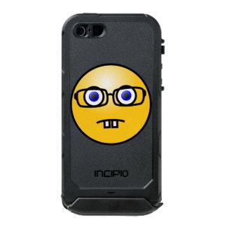 Nerd Cartoon Glasses Incipio ATLAS iPhone Case
