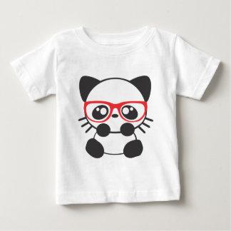 Nerd Cat Baby T-Shirt