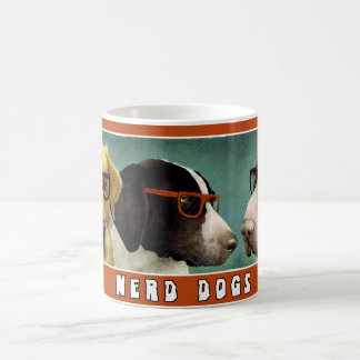 Nerd Dogs Coffee Mug
