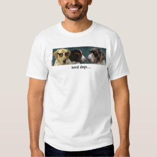 Nerd Dogs... T-Shirt