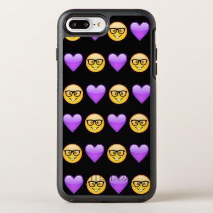 Nerd Emoji iPhone 7 Plus Otterbox Case