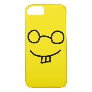 Nerd Emoticon iPhone 7 Case