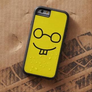 Nerd Emoticon Tough Xtreme iPhone 6 Case