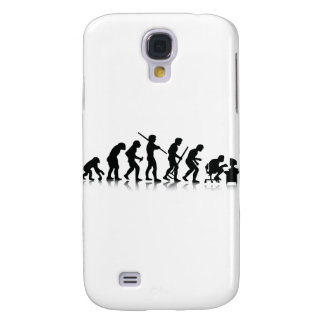 Nerd Evolution Galaxy S4 Covers
