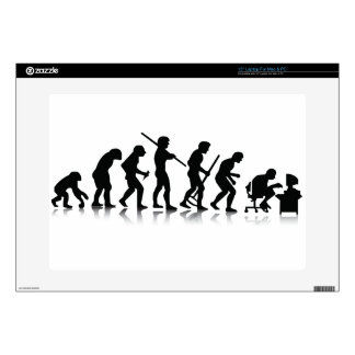 Nerd Evolution Decals For Laptops
