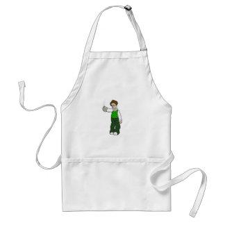 nerd experiment 1_1 adult apron