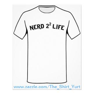 Nerd for Life Flyer