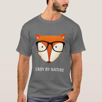 Nerd Fox Hipster Style T-Shirt