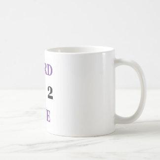 Nerd full coffee mug