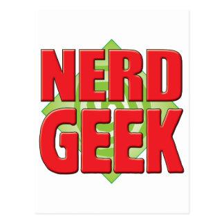 Nerd Geek v2 Post Card