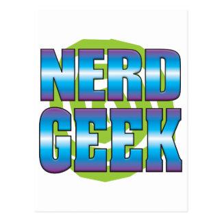 Nerd Geek v3 Postcards