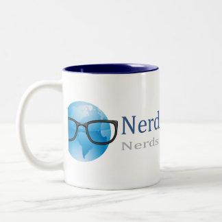 Nerd Herd Running Coffee Mug