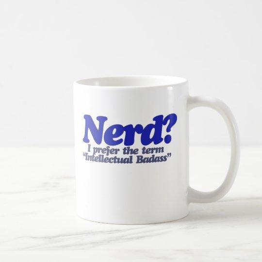 Nerd Humor Coffee Mug