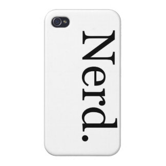 Nerd iPhone Case