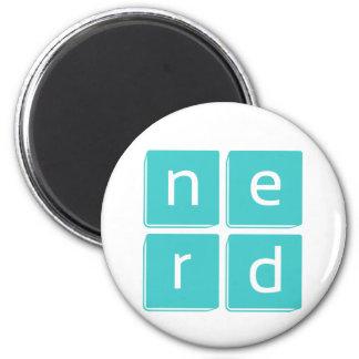 Nerd is the Word Magnet