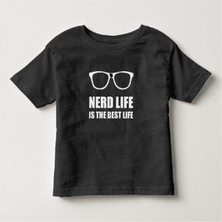 Nerd Life Best Life Toddler T-shirt