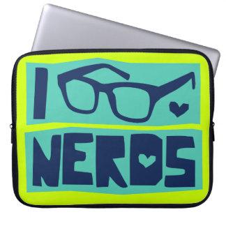 Nerd Love Computer Sleeves