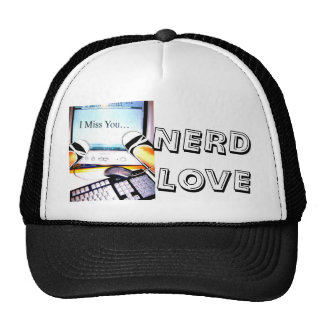 NERD LOVE HAT