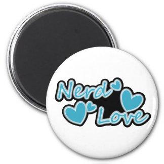 Nerd Love Magnet
