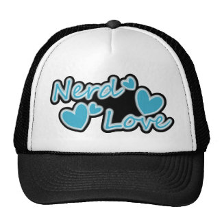 Nerd Love Trucker Hat