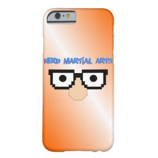 Nerd Martial Arts Orange Phone Case