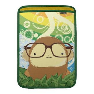nerd monkey sleeve for MacBook air