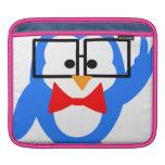 NERD Penguin Ipad cover ipad1 ipad2 Sleeve For iPads
