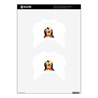Nerd Penguin Xbox 360 Controller Decal