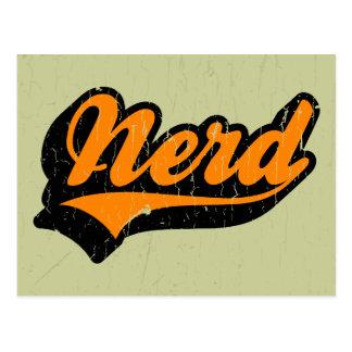 Nerd Postcard