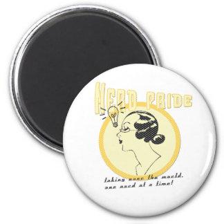 Nerd Pride Fridge Magnets