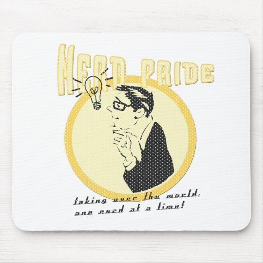 Nerd pride mouse pad