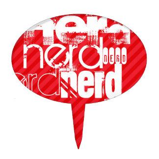 Nerd; Scarlet Red Stripes