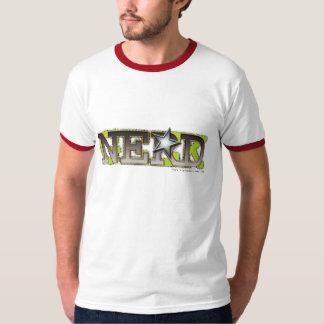 Nerd Star Imprint T-Shirt