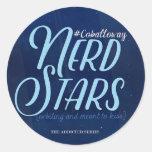 Nerd Stars Sticker