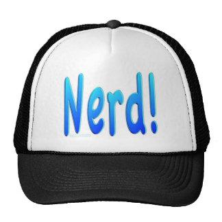 Nerd! Trucker Hats
