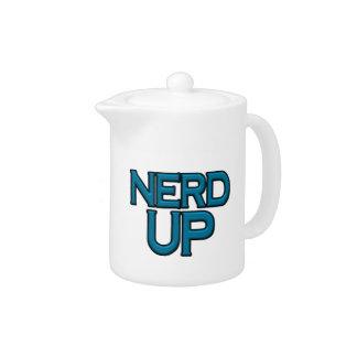 Nerd Up Teapot