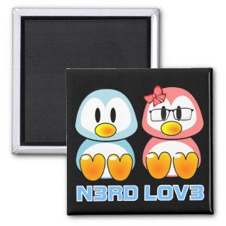 Nerd Valentine: Computer Geek Leet Speak Love Magnets