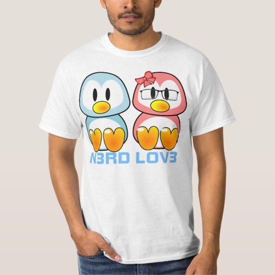 Nerd Valentine: Computer Geek Leet Speak Love T-Shirt