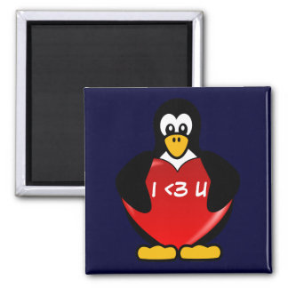 Nerd Valentine: This is how geeks say I love you Magnet