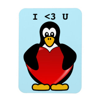 Nerd Valentine: This is how geeks say I love you Vinyl Magnet