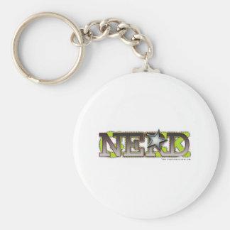 Nerd_wh Keychain